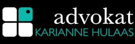 Advokat Karianne Hulaas Logo